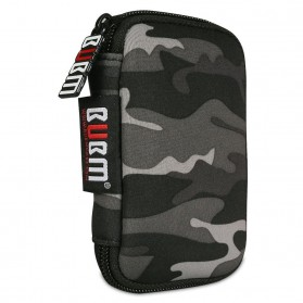 BUBM Tas Gadget Organizer - 6U (ORIGINAL) - Camouflage - 3