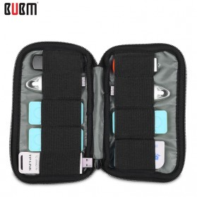BUBM Tas Gadget Organizer - 9SBR (ORIGINAL) - Black - 3