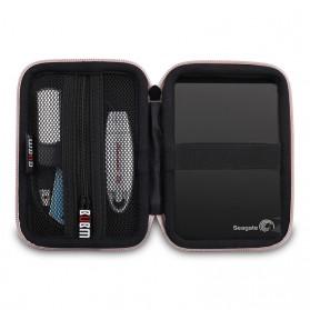 BUBM Tas Gadget Organizer - EHD-S (ORIGINAL) - Black - 2