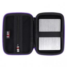 BUBM Tas Gadget Organizer - EHD-S (ORIGINAL) - Black - 3