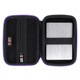 BUBM Tas Gadget Organizer - EHD-L (ORIGINAL) - Black - 3