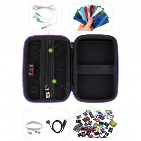 BUBM Tas Gadget Organizer - EHD-L (ORIGINAL) - Black - 8