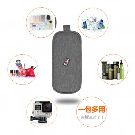 BUBM Tas Gadget Organizer Size M - DLP-M (ORIGINAL) - Gray - 2