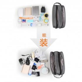 BUBM Tas Gadget Organizer Size M - DLP-M (ORIGINAL) - Gray - 5