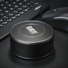 BUBM Aluminium Gadget Organizer Headset Flashdisk Storage - LHJH (ORIGINAL) - Black