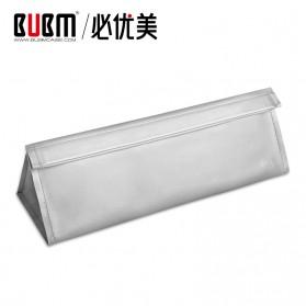 BUBM Tas Alat Catok Rambut Curling Iron Organizer Bag - JFQ (ORIGINAL) - Silver