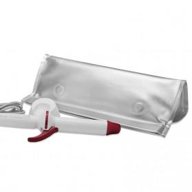 BUBM Tas Alat Catok Rambut Curling Iron Organizer Bag - JFQ (ORIGINAL) - Silver - 4