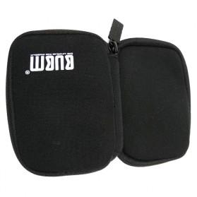 BUBM Universal Electronics Accessories Portable Case - BUBM-6U (ORI) - Black - 3