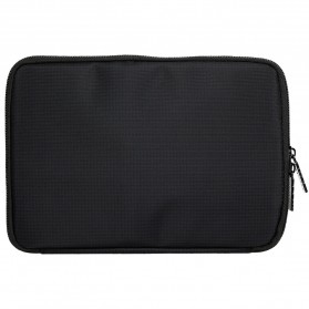 BUBM Gadget Organizer Bag Portable Case - DIS-L (ORIGINAL) - Black/Gray - 6