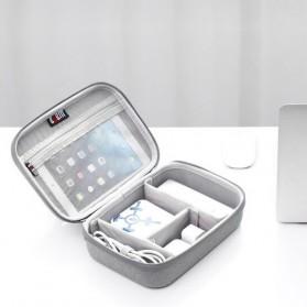 BUBM Tas Gadget Organizer - DVS-E (ORIGINAL) - Gray - 5