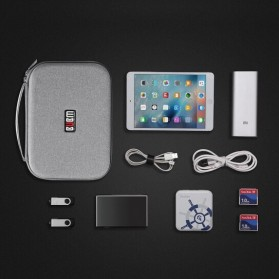 BUBM Tas Gadget Organizer - DVS-E (ORIGINAL) - Gray - 6