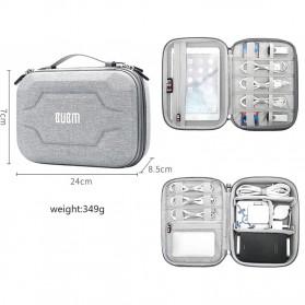 BUBM Tas Gadget Organizer Size S - DPSE-MYB(ORIGINAL) - Gray