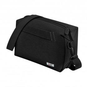 BUBM Tas Selempang Messenger Bag Gadget Organizer - XKB - Black - 2