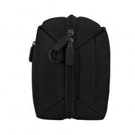 BUBM Tas Selempang Messenger Bag Gadget Organizer - XKB - Black - 4