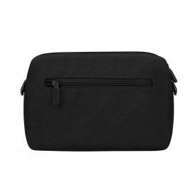 BUBM Tas Selempang Messenger Bag Gadget Organizer - XKB - Black - 5