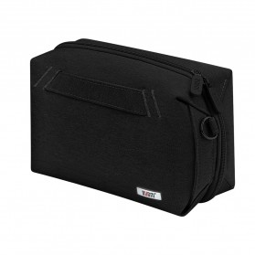 BUBM Tas Selempang Messenger Bag Gadget Organizer - XKB - Black - 6