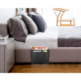 BUBM Tas Bedside Organizer Tempat Tidur - BOG-015 - Dark Gray - 8