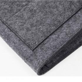 BUBM Tas Bedside Organizer Tempat Tidur - BOG-015 - Dark Gray - 10