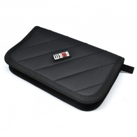 BUBM Universal Electronics Accessories Portable Case - BUBM-UDC (ORIGINAL) - Black - 4