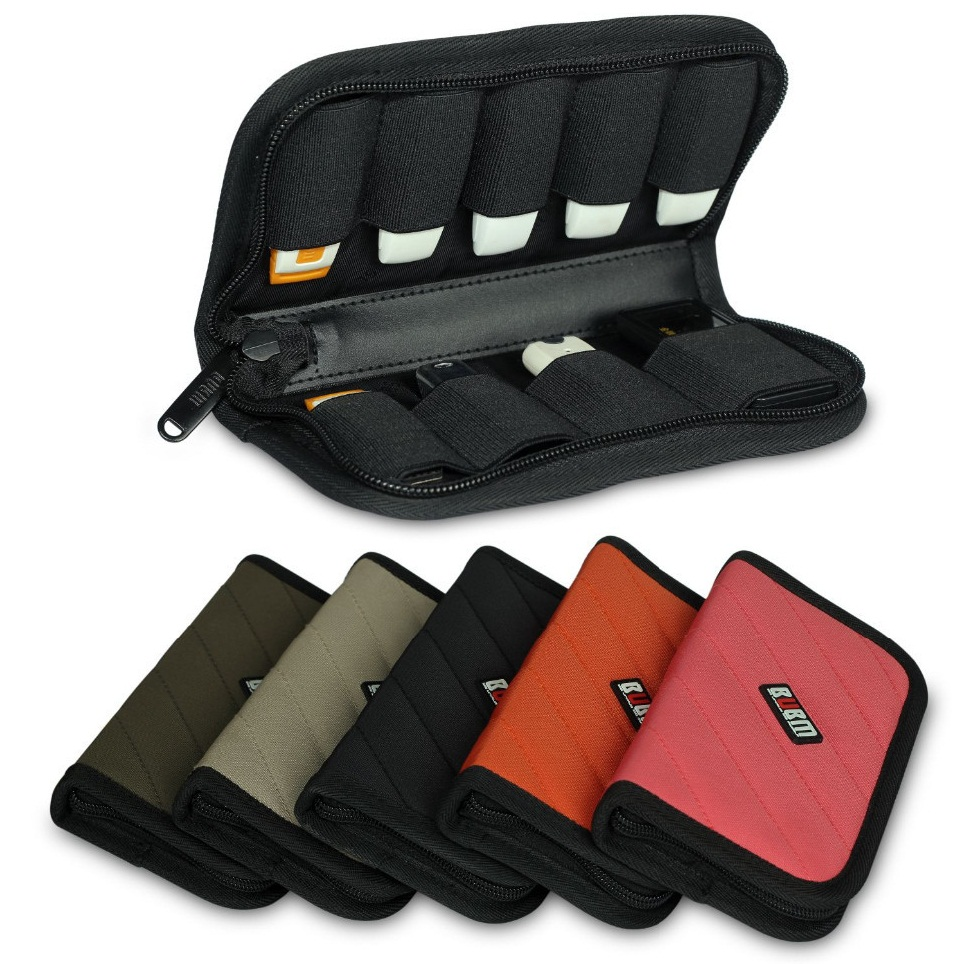 ... BUBM Universal Electronics Accessories Portable Case - BUBM-UDP (ORIGINAL) - Black ...