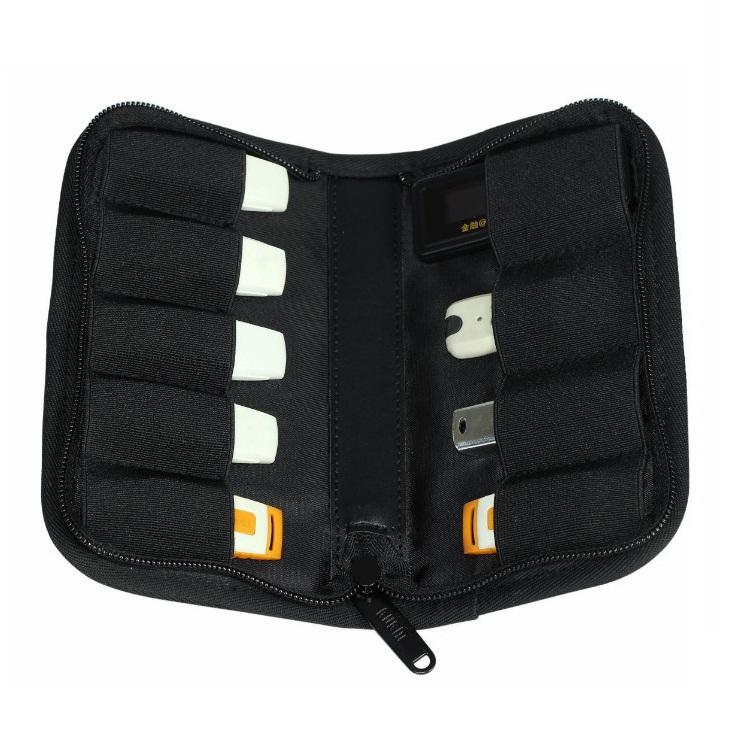 BUBM Universal Electronics Accessories Portable Case - BUBM-UDP (ORIGINAL) - Black ...