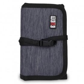 BUBM Tas Portable Aksesoris Gadget Size M - Black - 2