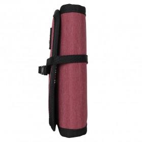 BUBM Tas Portable Aksesoris Gadget Size M - Black - 9