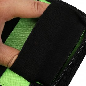 BUBM Tas Memory Card - CFK - Black/Green - 5