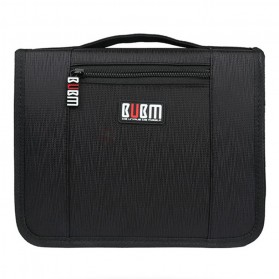 BUBM Tas Gadget Travel Organizer - BSL - Black/Green