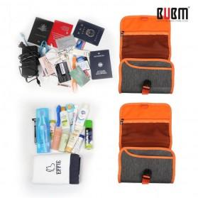 BUBM Tas Travel Organizer Model Gulung - HWB - Gray - 2