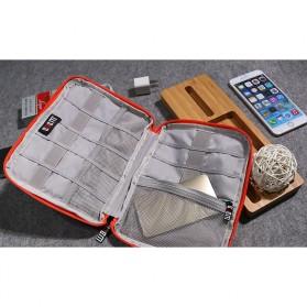 BUBM Tas Organizer Gadget Size L - DIP-S - Gray - 7