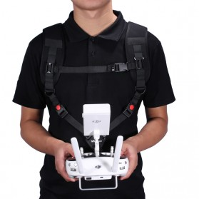 FLY Tas Ransel Drone DJI Phantom - Black - 5