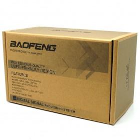 Baofeng Box Original for BF-UVB2PLUS/BF-UV5r/BF-UV5RE - Brown