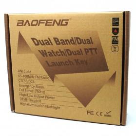 Baofeng Box Original for BF-UV82 - Brown