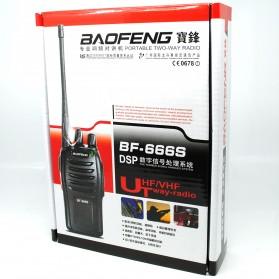Baofeng Box Original for BF-666S - White