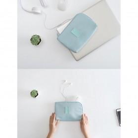 Tas Gadget Travel Organizer Bag in Bag - bag16 - Navy Blue - 6