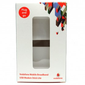 Vodafone Box Original USB Modem Stick Lite - White