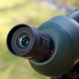 SVBONY Spotting Monocular Telescope 25-75X 70mm with Tripod - SV28 - Black/Green - 7
