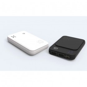 SINOFER Power Bank Mini 2 Port 10000mAh - A-PB-17 - Silver - 5