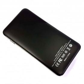 GARAS Power Bank USB Type C PD Charging QC3.0 20000mAh - PP-2007 - Black - 5