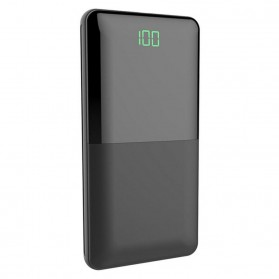 ROVTOP DIY Power Bank Case 8x18650 2 Port + Display - PB-Y2 - Black