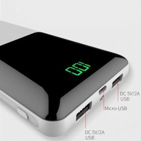 ROVTOP DIY Power Bank Case 8x18650 2 Port + Display - PB-Y2 - Black - 5