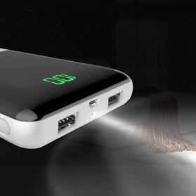 ROVTOP DIY Power Bank Case 8x18650 2 Port + Display - PB-Y2 - Black - 6