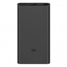 Xiaomi Power Bank 3 USB Type C 10000mAh (OEM) - Black