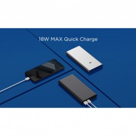 Xiaomi Power Bank 3 USB Type C 10000mAh (Replika 1:1) - Black - 4