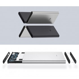 Xiaomi Power Bank 3 USB Type C 10000mAh (Replika 1:1) - Black - 8