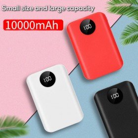 IXUANER DIY Power Bank Case 3x18650 2 USB Port + 3 Input Type-C Lightning Micro USB - IR24 - Black - 2