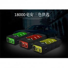 WUYUANYU Power Bank Car Jump Starter Emergency 10000mAh 600A 12V - HYY-A009 - Black/Yellow - 3