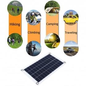 Cewaal DIY Solar Panel RV Car Boat 30W - CW6 - Black - 2