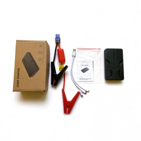 OKFLY Power Bank Car Jump Starter Emergency 20000mAh 600A - BLY-JGL - Gray - 10